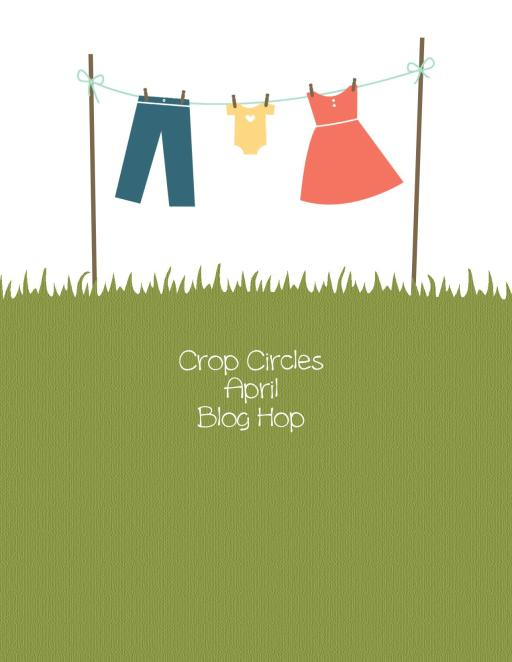 Crop Circles April Blog Hop