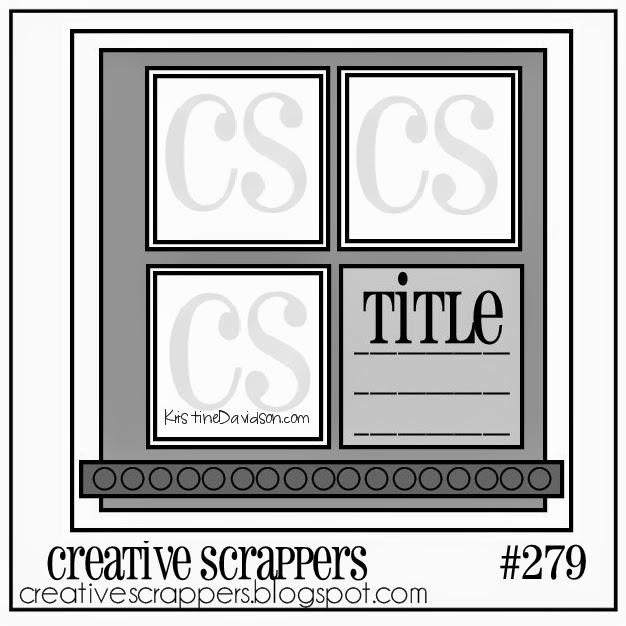 Creative Scrappers 279