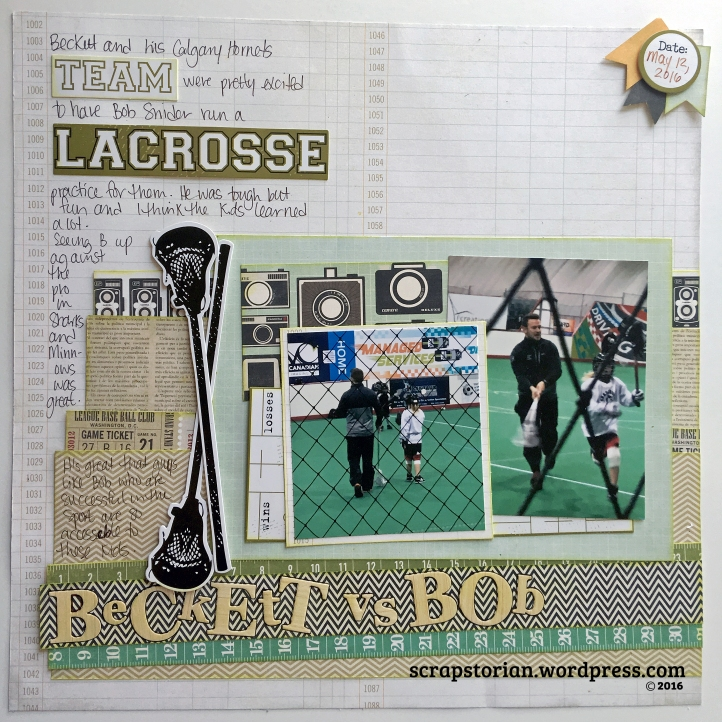 To Theme or not to Theme, lacrosse page